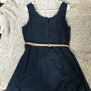 Maurices Navy Dress